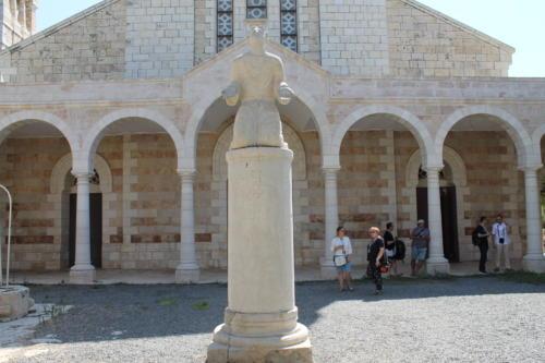 Bazylika św. Szczepana - École biblique et archéologique française de Jérusalem