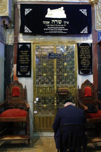 Hebron - Groby Patriarchów