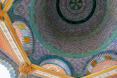 Al-Haram asz-Szarif, czyli Wzgórze Świątynne w Jerozolimie