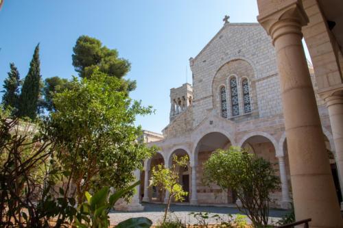 Bazylika św. Szczepana, École biblique et archéologique française de Jérusalem