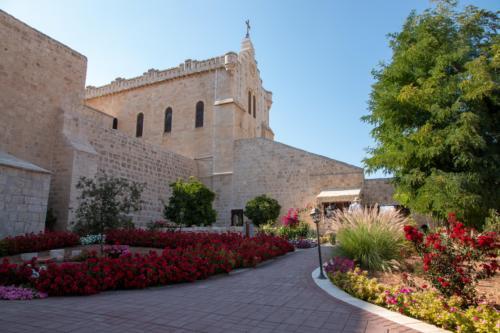 Wzgórze Jessego, Karmel w Betlejem