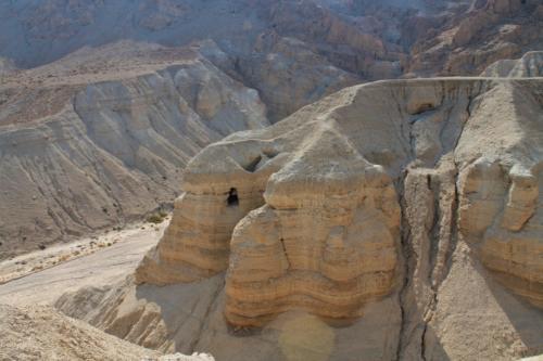 Qumran, 4. grota
