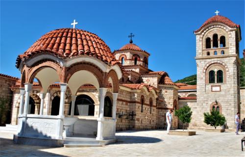 Μονή Καλαμίου - Klasztor Kalamiou